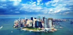 Манхэттен - центральный район Нью-Йорка.
