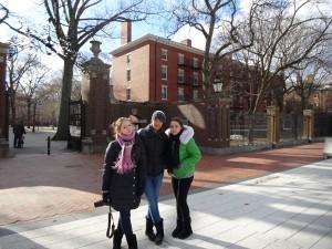 Harvard University, Бостон