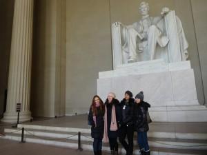 Мемориал Линкольна, Вашингтон