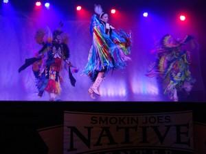 Национальный танец народа Навахо
