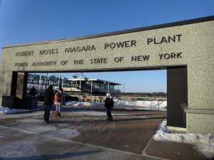 ГЭС на реке Ниагара